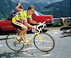 1989 Tour de France - Greg Lemond, Alp d'Huez Time Trial