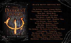 Black Betty Driving Mix from THE DARKEST MINDS by Alexandra Bracken
