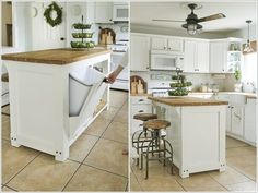 15 Interesting Elements You Can Add to a Kitchen Island 4