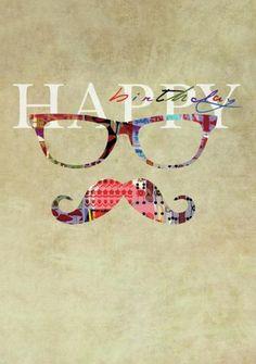 My Second Favorite Happy Birthday Meme Happy Birthday Man, Happy Birthday Wishes Cards, Birthday Blessings, Happy Birthday Pictures, Vintage Birthday Cards, Birthday Wishes Quotes, Happy Wishes, Happy Anniversary, Illustrations