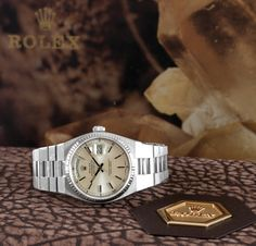 Rolex 19019 Oysterquartz President - Will be sold in our next summer public auction in Monte-Carlo - July 28th, 2014 - Visit us www.boule-auctions.com