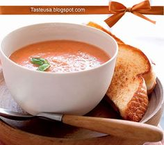 10 minute creamy tomato basil soup recipe