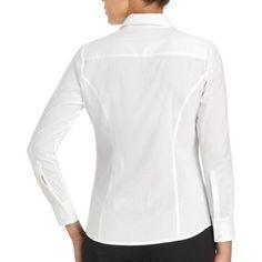 George Women's 3/4 Sleeve Shirt with Princess Seam