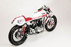 Yamaha XS650 by Wheely Shop    ♠ http://milchapitas-kustombikes.blogspot.com/ ♠