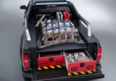 Chevrolet Silverado Black Ops Concept: The Truck for The Zombiepocalyps