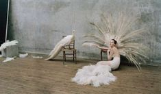 55 Opulent October 2012 Editorials - From Edgy Homemaker Editorials to Vintage Family Portraiture