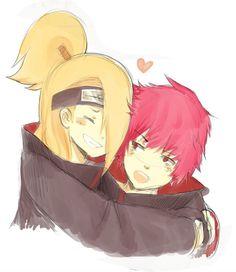 D:旦那ー♡ S:抱きつくな!うっとおしい。
