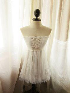 Romantic White Angel Alice in the Wonderland Ballerina Fairy Dress Majestic Royal Nutcracker Pale Dreamy Lace Sexy Party Dress