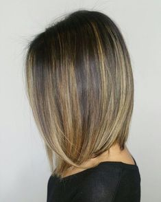 74 Likes, 2 Comments - Rinaldo Lansdowne ( on Instag . - 74 Likes, 2 Comments – Rinaldo Lansdowne ( on Instag …, - Bronde Hair, Balayage Hair, Ponytail Hairstyles, Pretty Hairstyles, Lob Haircut Straight, Medium Hair Styles, Curly Hair Styles, Shortish Hair, Transitioning Hairstyles