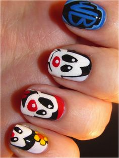 Examples of Creative Nail Art