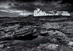Tungenes Fyr My Images, Pop Up, Lighthouse, Monochrome, Fine Art Prints, Mountains, Landscape, Studio, Nature