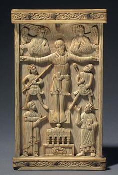 The Crucifixion, 1100 C.E.