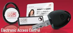 Ronis-DOM Electronic Locking Solutions