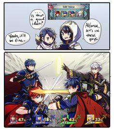 A smashing team