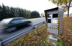 #Radar multando en ambas direcciones en Francia | #DriveSmart #SécuritéRoutière