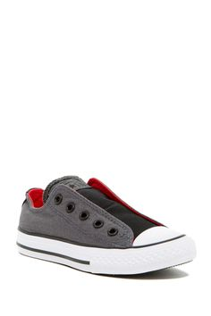 Chuck Taylor All Star Slip-On Sneaker (Little Kid & Big Kid) by Converse on @nordstrom_rack