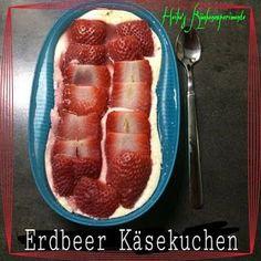 Heike's Küchenexperimente : Erdbeer Käsekuchen aus dem Omelettemeister