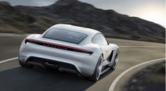 Porsche Mission E para ofrecer 402 caballos de fuerza, rango de 300 millas
