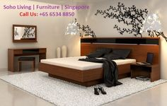 Get the feel of elite class by adoring your bed with our designer bed frame, which you can get at cost-effective prices from our website.