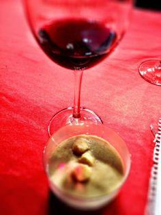 El Alma del Vino.: Vino y Gastronomía : Bodegas Marqués de Reinosa Reserva 2009 y Crema de Shiitake Restaurante Verona -Autol (La Rioja).