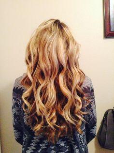 Gorgeous curls....love them!!!<3