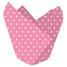 Baking Cups Pink & White Polka Dot - $8.95 - See more at http://myhensparty.com.au/