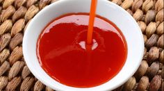 This quick and easy Sweet and Sour Sauce takes 5 ingredients and comes together in just 5 minutes. It's simply the best!