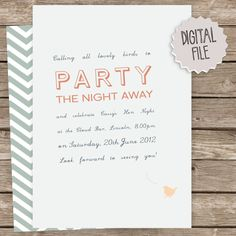 67 best hen party invites images on pinterest invitations saying
