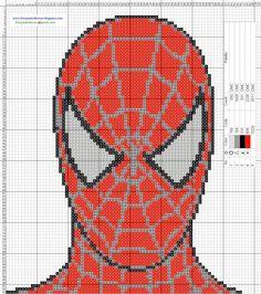 Spiderman point de croix cross stitch - Visit to grab an amazing super hero shirt now on sale!