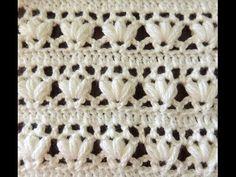 Crochet: Punto Combinado