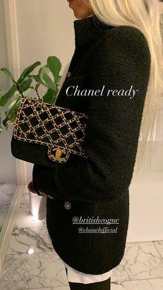 Sarah Harris, Chanel, Sweaters, Dresses, Fashion, Vestidos, Moda, Fashion Styles, Sweater