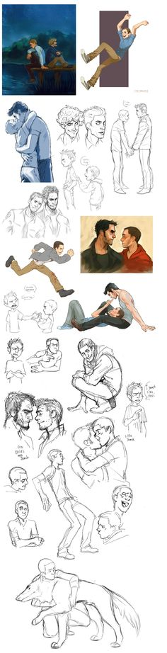 Teen wolf dump 2 by *MisterKay on deviantART