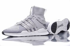 cheap for discount 71e16 9bee7 Adidas EQT Support ADV BY8306 High Cut Socks Shoes sport Running Shoes For  men women Black