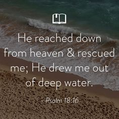 Bible Verse for Women about Being Rescued