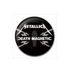 Pyramid International Rozet - Metallica (Death Magnetic) - 25 mm Rozet - BunlardanIstiyorum.com