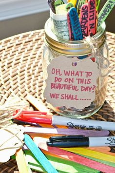 Creating a Summer Bu