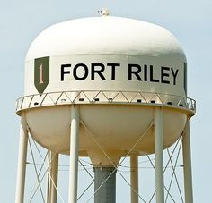 Fort Riley   Home of the Big Red 1   My dad drilled here for years