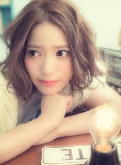 ゆるカジボブウェーブ 【ELLE est BELLE】 http://beautynavi.woman.excite.co.jp/salon/27183 #外国人風