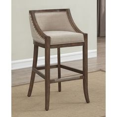 Shop for Greyson Living Memphis Wood Brown Counter Stool. Get free shipping at Overstock.com - Your Online Furniture Outlet Store! Get 5% in rewards with Club O!