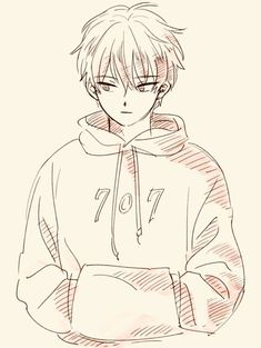 Anime Boy Base, Anime Child, Cute Anime Boy, Anime Drawings Sketches, Anime Sketch, Cute Drawings, Cute Boy Drawing, Persona Anime, Yandere Boy