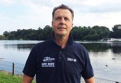 Duisburg: Kalman Toth trainiert den DSV98