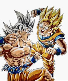 Dragon Ball Gt, Dragon Z, Dragon Ball Image, Dbz Drawings, Goku Pics, Manga Dragon, Z Wallpaper, Ball Drawing, Fan Art