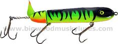 The number one resource for Fishing gear and information Pike Fishing Tips, Pike Fishing Lures, Gone Fishing, Carp Fishing, Fishing Ontario, Pike Flies, Topwater Lures, Different Fish, Lure Making