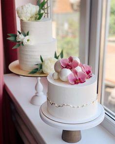 Глазурь, Цветочные Свадебные Торты, Свадебные Цветы, Восхитительные Торты, Сладости, Рецепты Тортов, Украшение Тортов