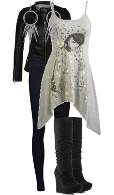 """""""Outfit"""" by roseangel145 ❤ liked on Polyvore"""