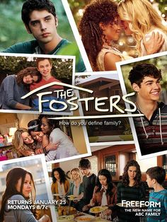 #TheFosters Return Monday, January 25 at 8pm/7c on #Freeform, the new name for ABC Family!