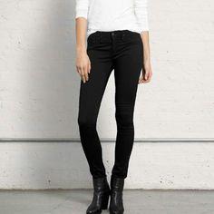 Rag & Bone Black Legging - NWOT New. Unworn.   Black Jean Legging   Size - 27  ORIGINAL - 190 rag & bone Jeans Skinny