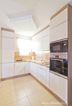 Kitchen And Bath Design, Modern Kitchen Design, Home Decor Kitchen, Modern House Design, Kitchen Furniture, Home Decor Boxes, Modern Kitchen Interiors, Kitchen Pictures, White Kitchen Cabinets