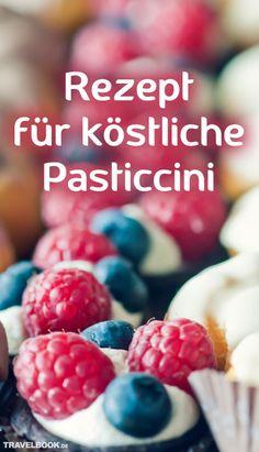 So einfach zaubert man die italienischen Mini-Törtchen :-) http://www.travelbook.de/welt/italienische-mini-toertchen-so-einfach-zaubert-man-koestliche-pasticcini-917574.html
