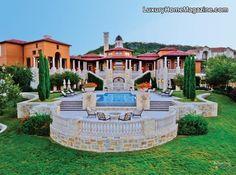San Antonio Luxury Homes U0026amp; Luxury Real Estate Texas Homes For Sale,  Mediterranean Style